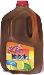 Diet Lemon Tea