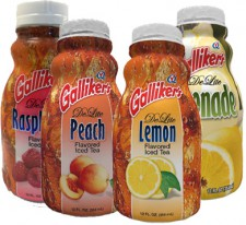 DeLite Teas & Drinks (available in schools)